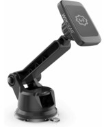 Car Mount Holder Universal Magnetic Windshield and Dashboard Mount for P... - $26.71