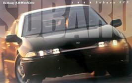1995 Subaru SVX sales brochure catalog HUGE US 95 LS AWD LSi - $20.00