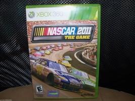 Nascar The Game 2011 (Xbox 360, 2011) EUC - $33.21