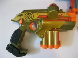 Hasbro Nerf Lazer Tag 92692 Phoenix LTX 2 Player Battle System Taggers 2008 - $34.99