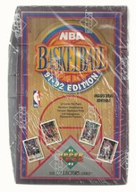 Basketball  Upper Deck 1991-92   INAUGURAL EDITION   36 packs unopend box  - $33.20