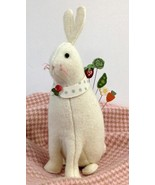 Beatrix Pincushion Kit (pk528)  bunny spring JABC Just Another Button Co... - $32.40