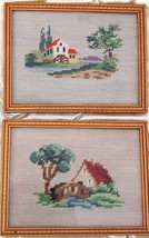 Framed Art Handcrafted and Finished Wall Hangings - $16.95