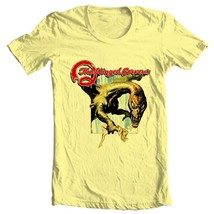 Q: The Winged Serpent T-shirt retro sci fi horror movie 100% cotton graphic tee image 2