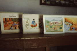 35mm Slide TUP Nepal Local Small Village Life Educational Materials (#82) - $4.75