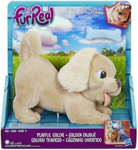 FurReal Fuzz Pets Playful Goldie - $32.66