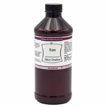 LorAnn Rum Bakery Emulsion, 16 ounce bottle - $25.00