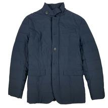 Calvin Klein Men's Dark Navy Puffer Long Jacket 24908120 - $89.99
