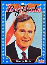 George H.W. Bush Autographed Card - $116.70