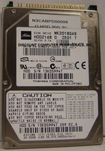 "20GB 2.5"" IDE Drive MK2018GAS Toshiba HDD2168 Free USA Shipping Our Driv... - $9.29"