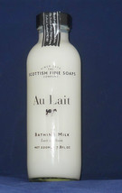THE SCOTTISH FINE SOAPS COMPANY Au Lait Bathing Milk Scotland 7.8 oz 220ml - $15.83