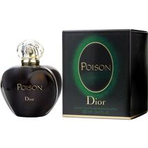 Poison By Christian Dior Edt Spray 3.4 Oz (New Packaging) 100% Authentic - $122.64