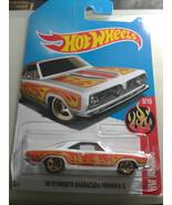 Hot Wheels HW Flames #9/10 68 Plymouth Barracuda Formula S Diecast Car 1:64 - $2.95
