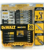 DeWalt - DWAMF30 - MAXFIT Steel Driving Bit Set (30-Piece) with Sleeve - $25.69