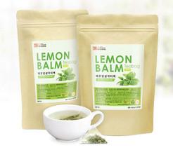 Lemon Balm Herbal Tea Fresh Melissa Officinalis Caffeine Free High Quali... - $23.26