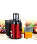 OEM Juicer 500W Stainless Steel Large Diameter Mouth Fruit Vegetable Ext... - $135.35