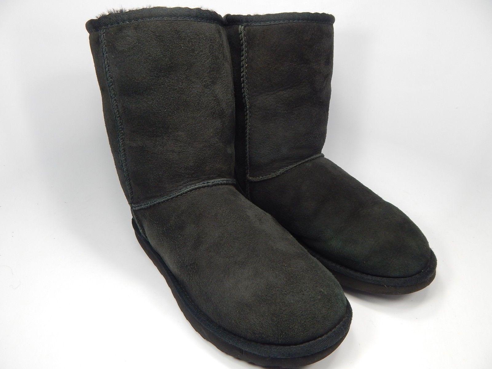 fc08151858c UGG Australia Classic Short Sheepskin Black and 50 similar items