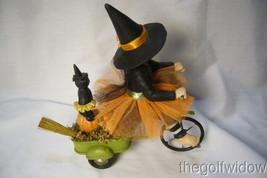 Bethany Lowe Izzie's Halloween Ride no. TD7640 image 2