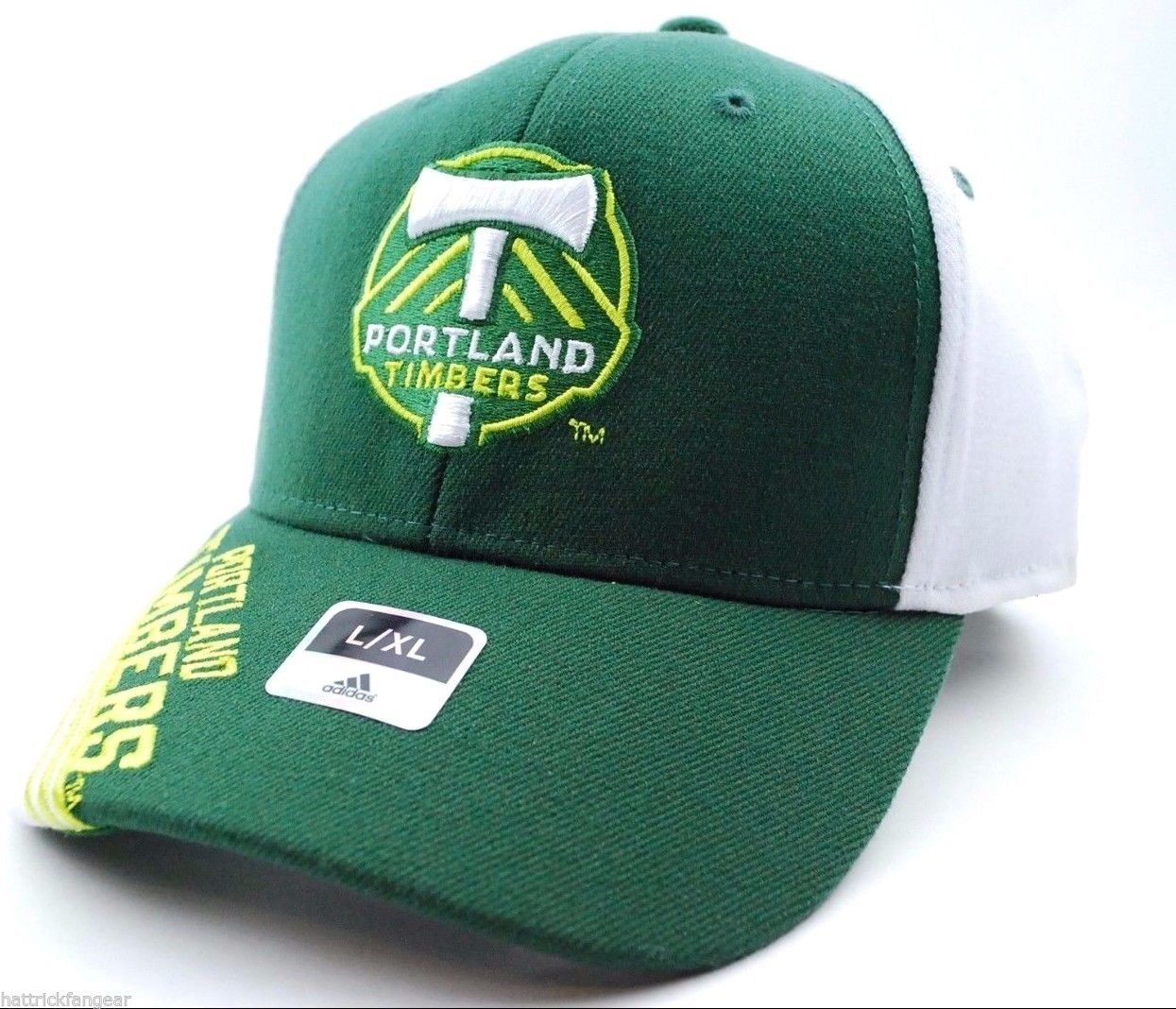 4abd9be3709fb Portland Timbers adidas M384Z MLS Team Logo and 50 similar items