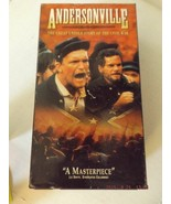 brand new factory sealed set of 2  vhs  tapes Andersonville  [VHS Tape] ... - $12.86