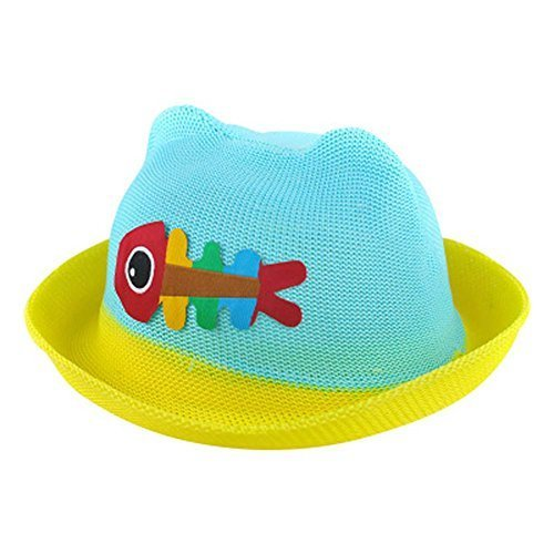 Baby Boys And Girls Summer Hat Visor Baby Hat Straw Hat Summer Sun Hat