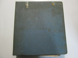 1972 Ford Technical Bulletins Factory FEO Manual SET BOOK BINDER Edition Rare 72 - $197.95