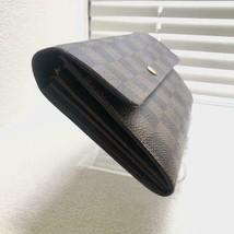 Louis Vuitton Damier Wallet - japan - $405.90