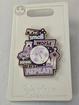 It's A Small World Repeat Repeat Repeat Disney Pin Trading - $14.01