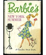 Barbie's New York Summer [Hardcover] [Jan 01, 1962] Cynthia Lawrence - $17.96