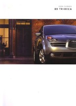 2006 Subaru B9 TRIBECA sales brochure catalog US 06 - $8.00