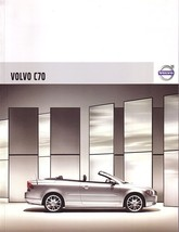 2007 Volvo C70 brochure catalog US 07 hardtop convertible - $10.00