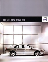2007 Volvo S80 sales brochure catalog US 07 V8 3.2 - $10.00