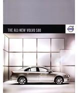 2007 Volvo S80 sales brochure catalog US 07 V8 3.2 - $10.00