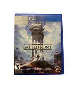 Star Wars: Battlefront (PlayStation 4, 2015) - $7.69