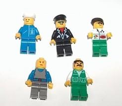 Set of 5 Mini Lego Figures - $9.99