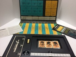 3M Sports Game Pro Football 1966 Vintage Board Game - $19.75