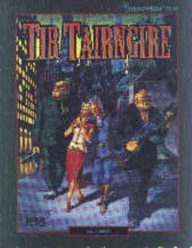 Tir Tairngire (Shadowrun 7210) by Nigel D. Findley (1993-05-03) [Paperback] [Jan