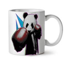 Panda Box Animal NEW White Tea Coffee Mug 11 oz | Wellcoda - $15.99