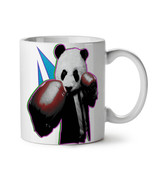 Panda Box Animal NEW White Tea Coffee Mug 11 oz | Wellcoda - $15.99