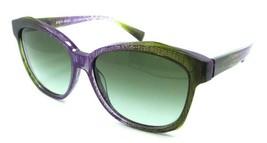 Alain Mikli Sunglasses A05028 F0078E 57-15-140 Violet Green Dot / Green ... - $80.89