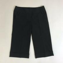 Guess Jeans Black Capri Pants Women Size 27 Cropped - $11.88
