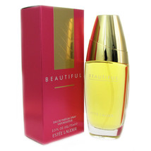 Estée Lauder  Beautiful Eau de Parfum Spray, 2.5 oz 75 ml - NEW IN BOX - $54.55