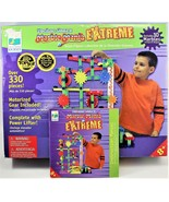 Techno Gears Marble Mania Extreme 2.0 Complete Set with Box and Manual - $43.55