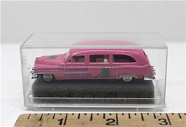 HO Praline '54 Cadillac Station Wagon Pink 1/87 Ft Lauderdale Country Cl... - $25.23
