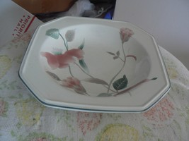 Mikasa Silk Flowers soup bowl 8 available - $3.22