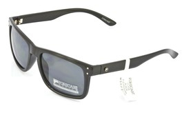 FORECAST SUNGLASSES F-CYPCGYBK CLYDE BLACK FRAME GRAY LENS UV PROTECTION - $18.99