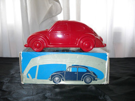 RED VOLKSWAGEN AVON WILD COUNTRY AFTER SHAVE 4 OZ. w/box - 1972 - $7.00