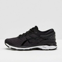 Asics Women's GEL-Kayano 24 Shoes NEW AUTHENTIC Black/White T799N-9016 S... - $100.00