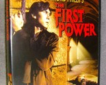 The First Power (DVD, 2001) No Scratches!•USA•Out-of-Print!•Lou Diamond Phillips