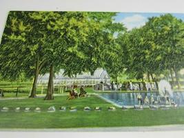 Vintage Highland Park Childrens Wading Pool Meridian MS Postcard 51380 - $12.86